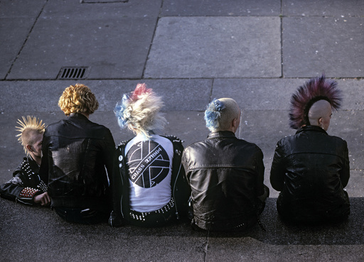 Punks Hairstyles