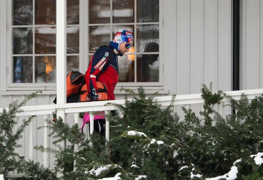 Verdenscup Nordiske Grener Lillehammer.
