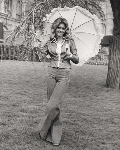 Singer Actress Olivia Newton-John