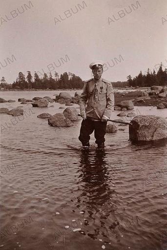Nicholas II of Russia.