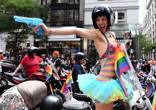 NYC Gay Pride