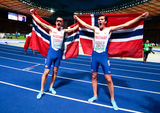 Friidretts-EM: Jakob og Henrik Ingebrigtsen løper finale på 5000 meter