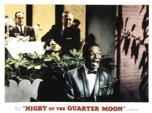 NIGHT OF THE QUARTER MOON, Nat King Cole, 1959