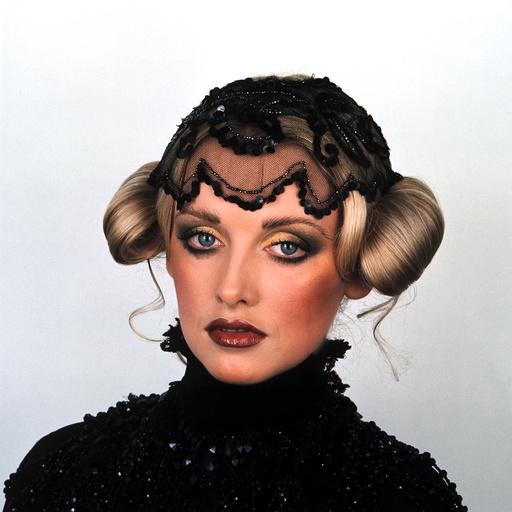 Female fashion model 1960s