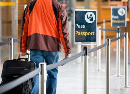 Danske myndigheter innfører et eget digitalt «koronapass» for å dokumentere at dansker som reiser til land med krav om koronatest innfrir kravene. Illustrasjonsfoto: Gorm Kallestad / NTB scanpix