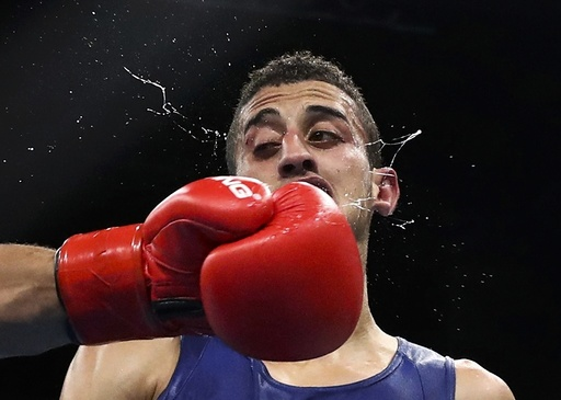 Boxing - Men's Fly (52kg) Round of 16 Bout 207