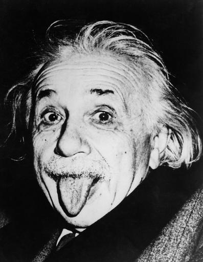 Albert Einstein / Photo / 1951
