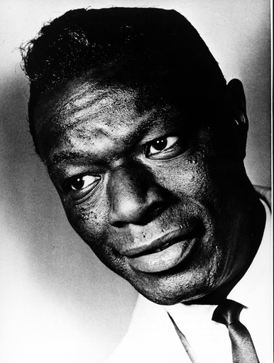 Musician Nat King Cole 1919 - 1965