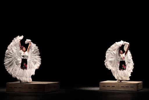 Mexican Folk Ballet Amalia Hernandez