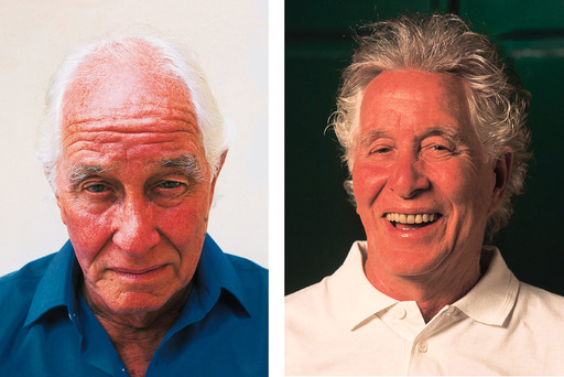 COMBINATION PHOTO OF RONNIE BIGGS WITH NEW WIG FITTED