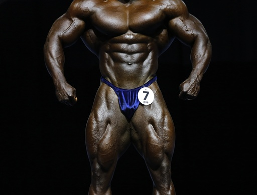 South Africa Arnold classic body building