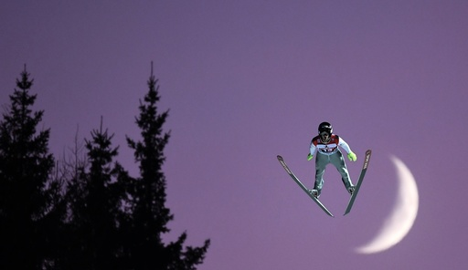 Ski Jumping World Cup in Klingenthal
