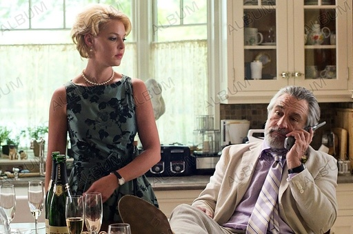 BIG WEDDING, THE (2013), directed by JUSTIN ZACKHAM. KATHERINE HEIGL; ROBERT DE NIRO.