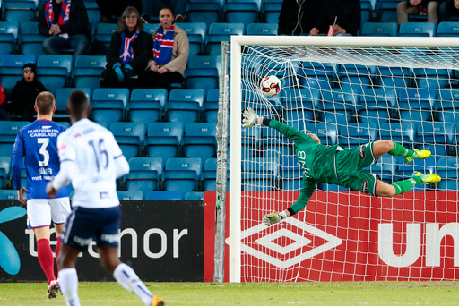 Fotball: VIF - Viking (0-2)