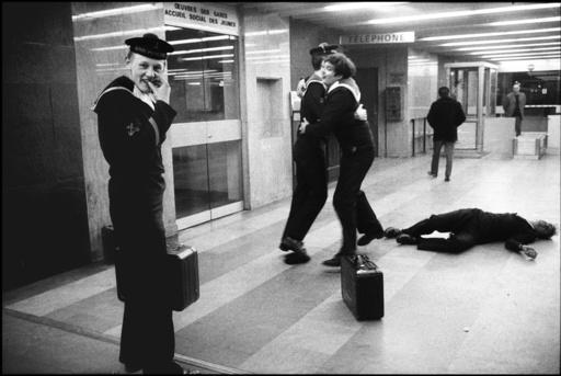 FRA. Paris. Gare Montparnasse.