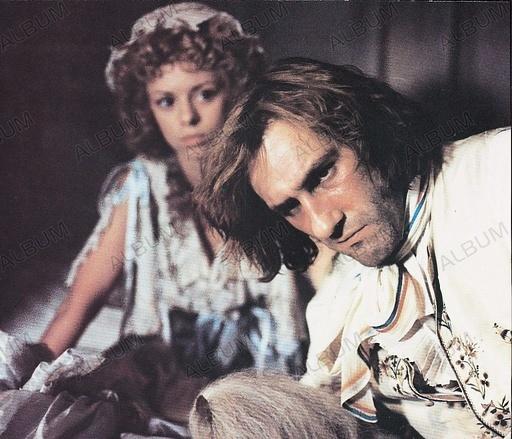 DANTON (1983), directed by ANDRZEJ WAJDA. GERARD DEPARDIEU.