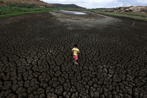 The Wider Image: Brazil's race to save drought-hit city