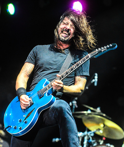 Foo Fighters Live in Gulf Shores Alabama