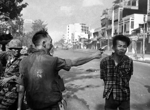 Nguyen Ngoc Loan; Nguyen Van Lem; Eddie Adams