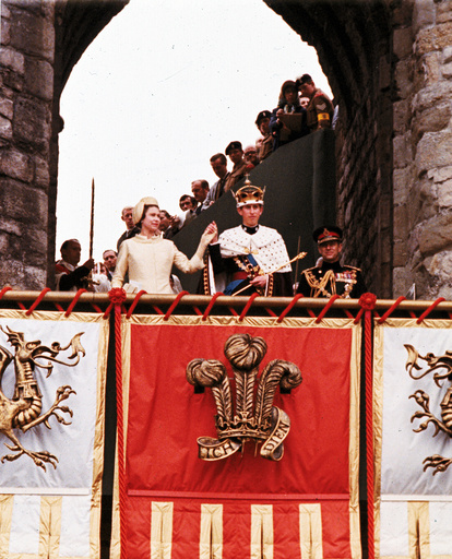 Prince Charles's Investiture