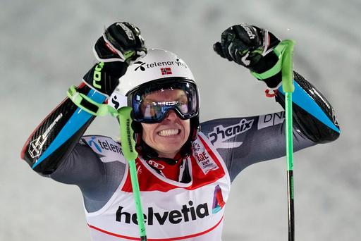 VM alpint 2019 Åre storslalåm menn