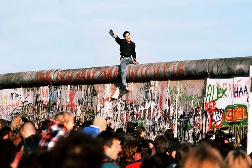 25th Anniversary of the Berlin wall fall