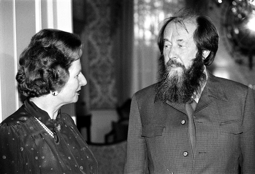 Solzhenitsyn dies at 89
