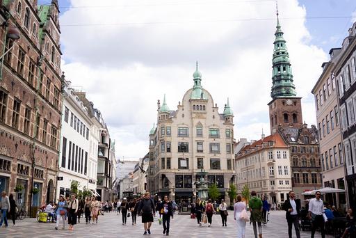 Danmark har merket en stor nedgang i turismen som følge av korona. Foto: Fredrik Hagen / NTB scanpix