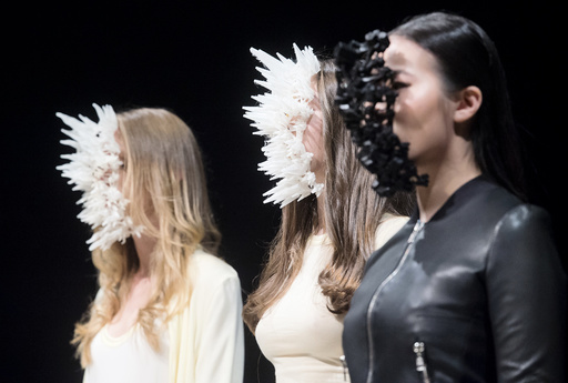 fashion.stl, fashion show, 3D print