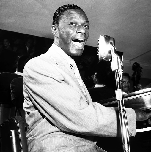 NAT KING COLE. 1951.