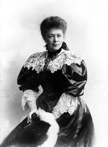 Baroness Bertha von Suttner 100th deat anniversary