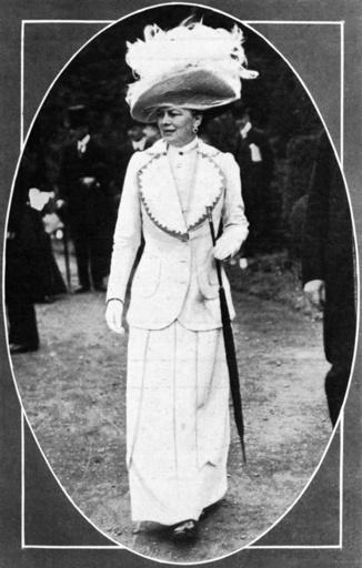 Duchess of Hohenberg, consort of Archduke Franz Ferdinand