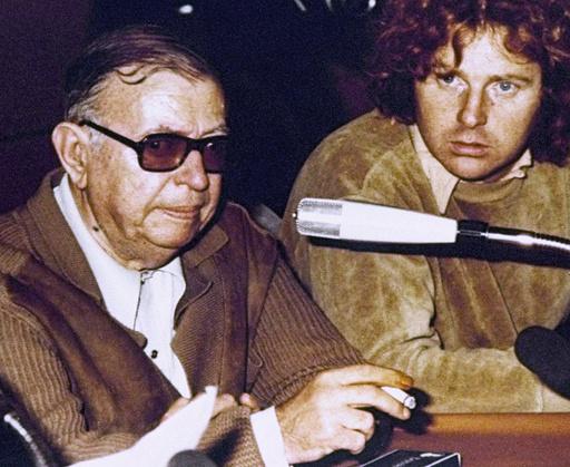 Jean-Paul Sartre, Daniel Cohn-Bendit