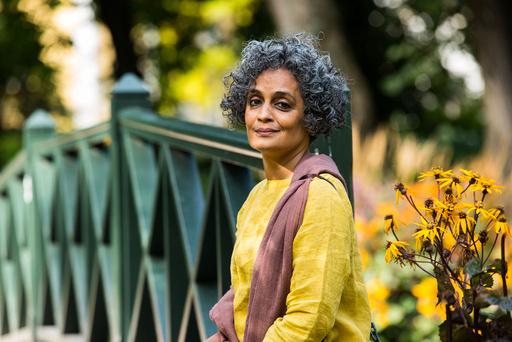 Ny bok fra forfatter Arundhati Roy