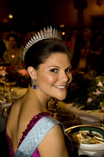 Nobel retro - Crown princess Victoria