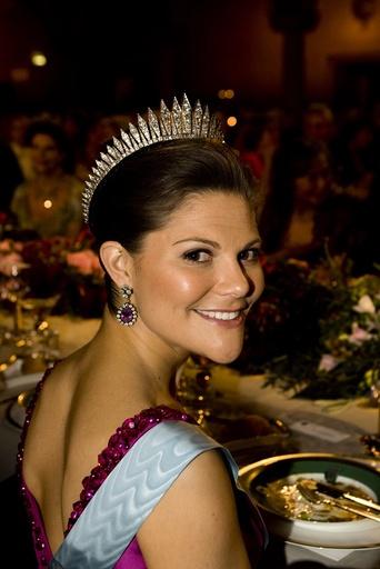 Nobel retro - Crown princess Victoria