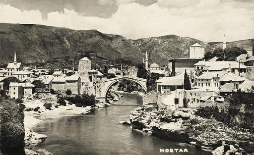 Mostar - Bosnia-Herzogovenia