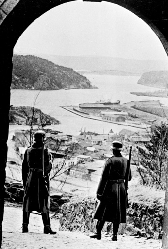 Krigen i Norge 1940-1945