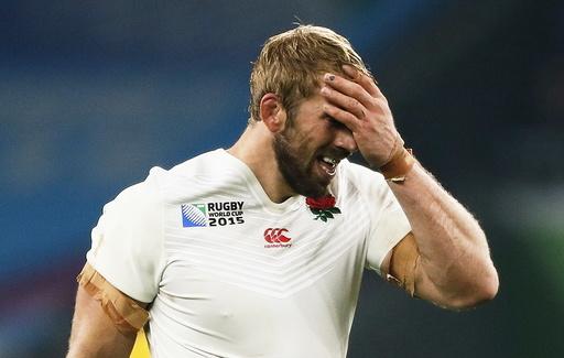 England v Australia - IRB Rugby World Cup 2015 Pool A