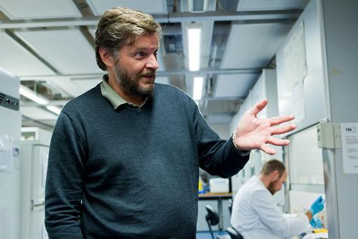 Medisinsk fagdirektør Steinar Madsen ved Statens legemiddelverk sier at de gjerne skulle hatt sikrere forsyninger av deksametason. Foto: Berit Roald / Scanpix