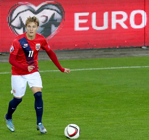 Norge - Malta 2 - 0
