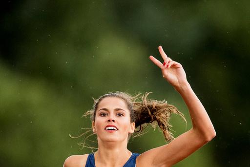 Norgesmesterskapet i friidrett 2016.