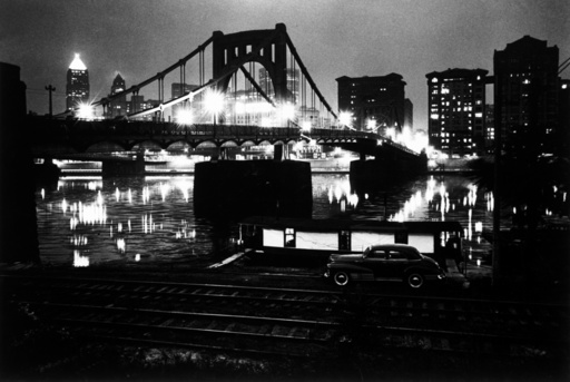 USA. Pennsylvania. Pittsburgh. 1955