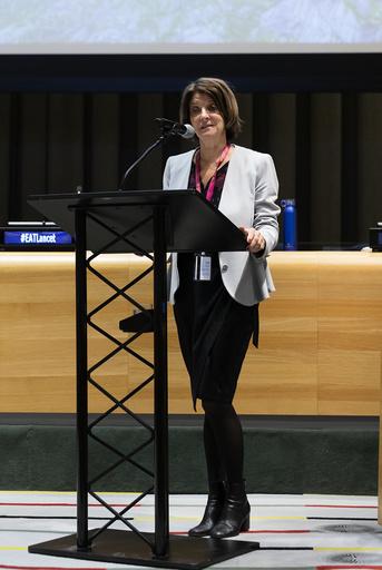 NY: Launch EAT-Lancet Commission Report at UN