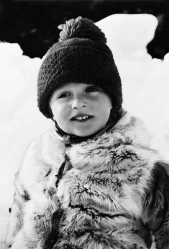 Prince Harald of Norway.