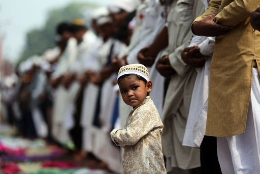 Eid al-Fitr celebrations in India