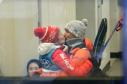 Vinter-OL. Olympiske leker i Pyeongchang 2018. Skiskytting kvinner.