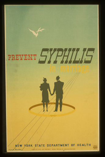 Prevent syphilis in marriage