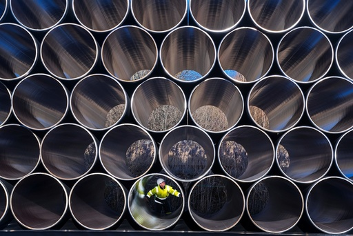 First pipes delivered for Nord Stream gas pipeline