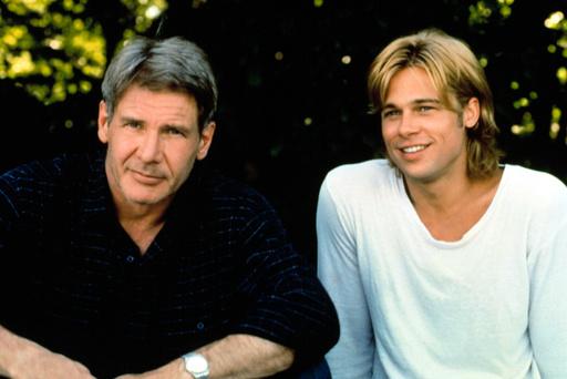 THE DEVIL'S OWN, Harrison Ford, Brad Pitt, 1997